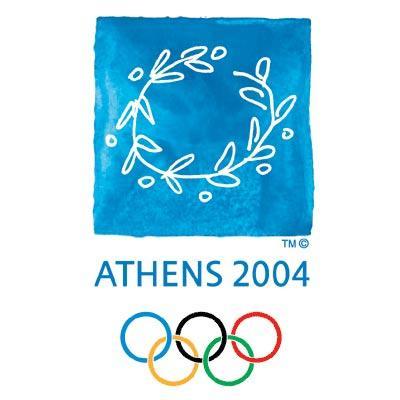 2004年雅典奥运会海报