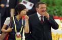 施罗德批德国政界:忽视北京奥运乃不识时务