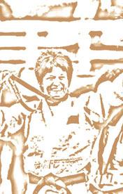 妈妈级冠军冼东妹