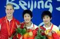 西媒评说赛场上中国夺金热潮