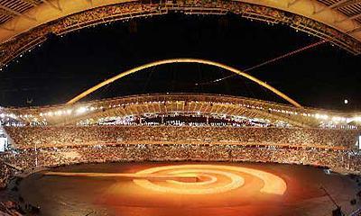 雅典奥运会闭幕式