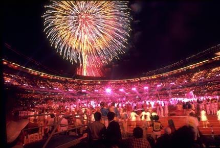 1988首尔奥运会闭幕式